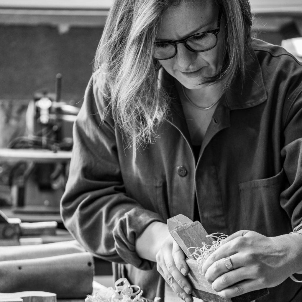 Marie Siudak Ébéniste artisan designer Paris